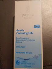 Weleda Witch Hazel Gentle Deep Cleansing Milk, normal and dry skin 100 ml