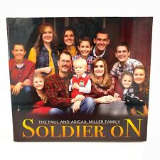 SOLDIER ON Christian Music CD - Paul and Abigail Miller Family