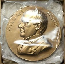 William Mckinley United States Mint Presidential Commemorative Medal brown Box