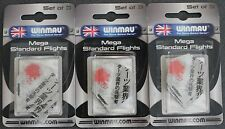 Japanese -Tune up Pack, 3 sets flights, Flight protector and 2 sets of shafts