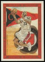 2008-09 TOPPS T51 MURAD #203 SHORT PRINT - LEBRON JAMES