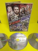 Dvd Wwe The Best Of Raw & Smackdown 2015 Very Good Condition Mint