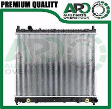 Premium Quality Radiator SSANGYONG REXTON 2.7L Turbo Diesel Auto Manual 2002-On