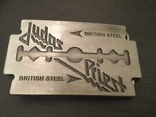 JUDAS PRIEST nouveau boucle de ceinture rock britannique Metal Band Muisc  Logo b833ada2c81