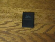 64MB Memory Card für Playstation 2 PS2 PS 2