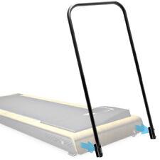 Deskfit Office Laufband DFT200 Haltestange für mehr Sicherheit und Stabilität
