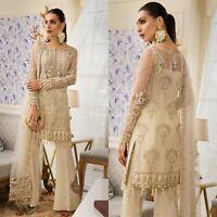Pakistani Maria B Gulaal Designer Suit Wedding Dress Collection Shalwar Kameez