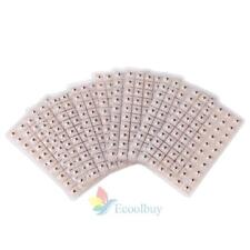 600pcs Magnetic therapy ear patch Auriculotherapy Acupuncture Seeds paste Hot #A