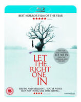 Let The Right One En Blu-Ray Nuevo Blu-Ray (MP879BR)