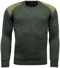 Jerséis y cárdigan de hombre talla M 100% lana