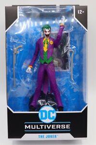 "DC Multiverse Rebirth The Joker 7"" McFarlane Toys Action Figure"