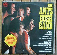 THE ANTS BUSH BAND              LP   Vinyl    Record                        (65)