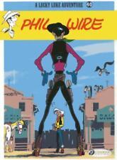 LUCKY LUKE vol.40: Phil Wire ( LUCKY LUKE 40) par Morris Livre relié 978184