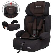 Froggy® Adjustable Baby Child Car Seat & Booster Seat Group 1/2/3 9-36 kg Brown
