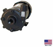 "CENTRIFUGAL PUMP - Cast Iron - 3/4 Hp - 115/230V - 1-1/4"" & 1"" Ports - 2,580 GPH"