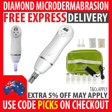 2018 PORTABLE DIAMOND MICRODERMABRASION PRO MICRODERM ELECTRONIC FACIAL MACHINE