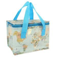 Cooler Bag Map Lunch Cooler Bag Ideal For Kids School lunch bag or picnics