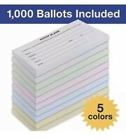 Auction Clerking Tickets 100 sheets 1600 tickets