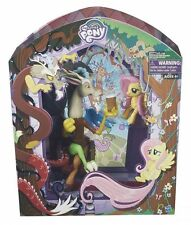 My Little Pony Guardians of Harmony Comic Con Exclusive Discord and Fluttershy