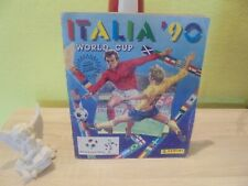 Album Panini Italia ' 90 World cup complet 1990