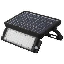 LED Solar Outdoor Light, 10w Smart Sensor Automatic Security 1080 Lumens Flood