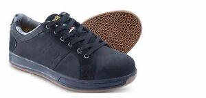 Dakota Mens 3613 Steel Toe Steel Plate Skate Safety Shoes RRP$99.99---70% OFF