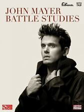 John Mayer : Battle Studies  Songbook Sheet Music Song Book