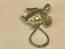 Turtle TG176 Brooch drop hoop Holder Glasses, Pen, ID
