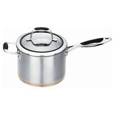 100% Genuine! SCANPAN Coppernox 20cm 3.5L Saucepan Stainless Steel! RRP $229.00!