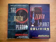 THE TENTH PLANET Books 1 & 2 Oblivion, Dean Wesley Smith, Kristine Kathryn Rusch