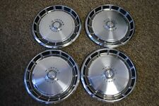 Used Set 1973 Ford Mustang 14 Inch Wheel Covers