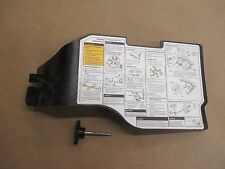 93-02 Camaro Firebird Jack Cover T Bolt Hold Down Mounting Hardware Kit