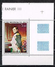 Monaco Art Paul Delaroche Famous Painting Napoleon stamp 1969 MNH