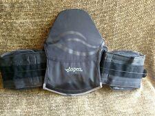 Aspen Horizon Back Brace Lumbar Support adjustable Size lower Back Belt