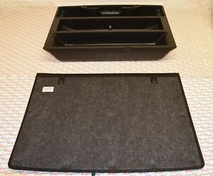 GENUINE Vauxhall ASTRA K 5dr HATCH BOOT STORAGE TRAY & CARPET COVER NEW 39059254