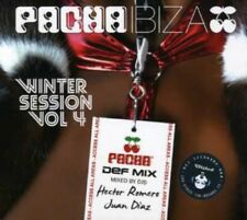 Various Artists - Vol. 4-Pacha Ibiza Winter Session / Various [New CD] Argentina