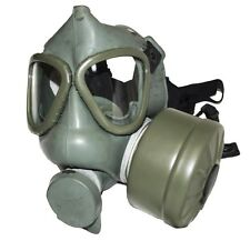 GAS MASK Removable filter Soldier Preppers survival respiritor Olive New Sealed