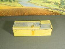 HO Old Vintage Freight Car Craftsman Kit 1940s SCALE-CRAFT ILLINOIS FLATCARS (2)