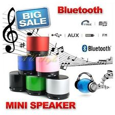 Wireless Bluetooth Music Portable Mini Speakers for Samsung iPhone iPad iPod