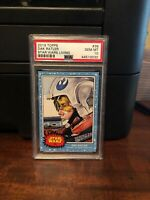 2019 Topps Star Wars Living Set Dak Ratler #36 PSA 10 Gem Mint