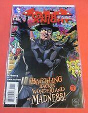 BATMAN: The Dark Knight #17 - The Mad Hatter .!(2011)