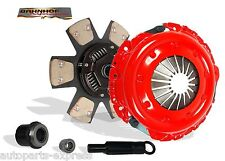 CLUTCH KIT STAGE 2 BAHNHOF FOR 88-92 FORD BRONCO F150-350 E150-350 4.9L 5.0L 5.8