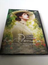 "DVD ""LA PROMESA"" PRECINTADO SEALED PATRICE LECONTE STEFAN ZWEIG REBECCA HALL"
