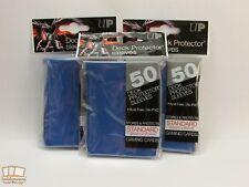Ultra Pro Sleeves Standard Size 50x3 - Blue