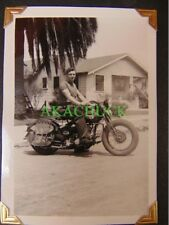 Photos 1939 Harley Davidson Motorcycle Indian Trike Huntington Park Los Angeles