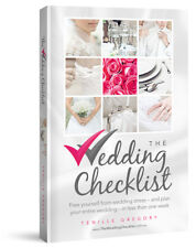 The Wedding Checklist, bride organiser, planner, planning book, ENGAGEMENT GIFT!
