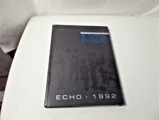 The Hume - Fogg H.S. 1992 Year Book (The Echo) Nashville, Tennessee