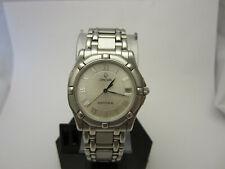 Concord Saratoga SL Modern Stainless Steel Sharp Wrist Watch Deployment Buckle