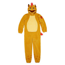 Disney Collection Lion Guard Dress Up Costume Toddler Boy Size 2T One-Piece NEW