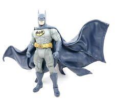 Deep Blue Faux Leather Cape for Mezco Sovereign Knight Batman (No Figure)